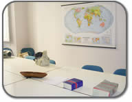 Our italian language school located in the centre of Rome in Italy